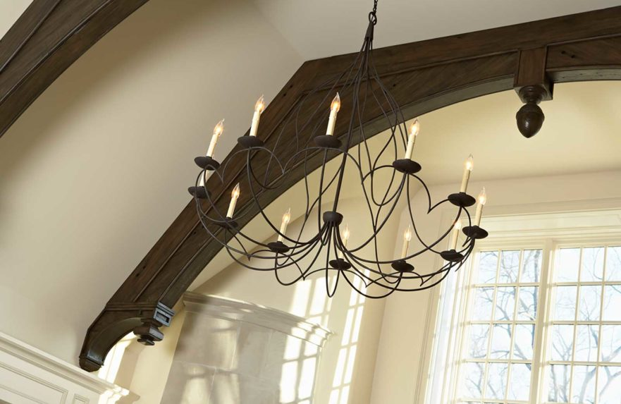 Holdridge chandelier