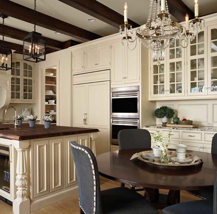 Holdridge kitchen island