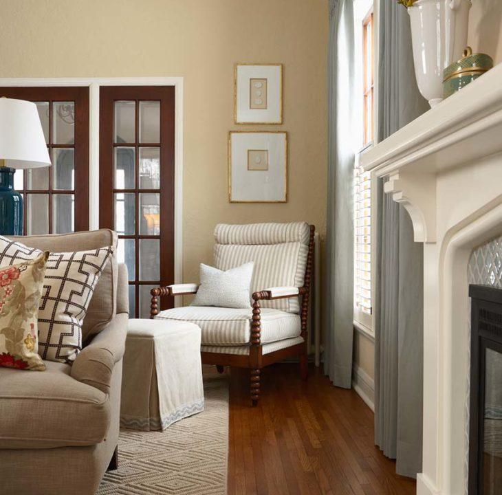 Interior Design living room chair